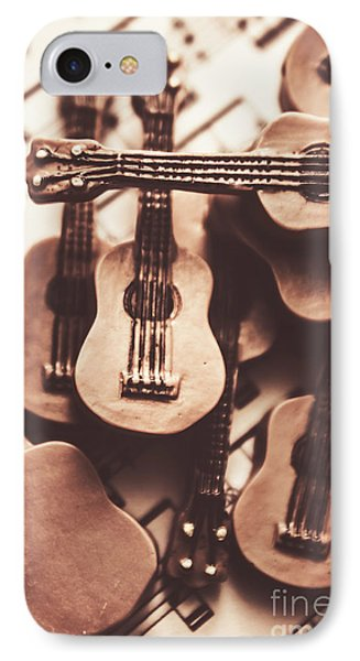 Classical Music Recording IPhone Case by Jorgo Photography - Wall Art Gallery