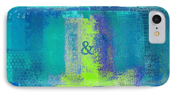 IPhone Case featuring the digital art Classico - S03c26 by Variance Collections