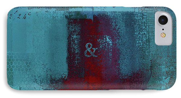 IPhone Case featuring the digital art Classico - S03b by Variance Collections