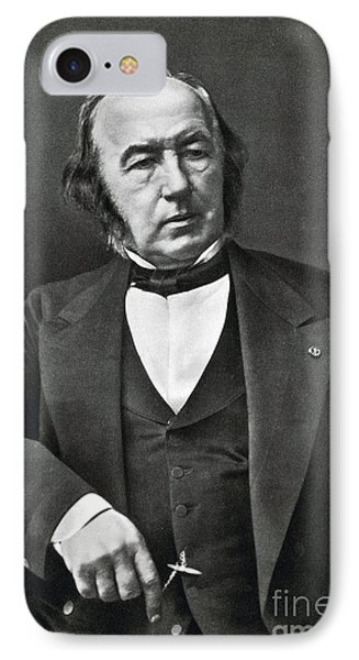 Claude Bernard, French Physiologist IPhone Case