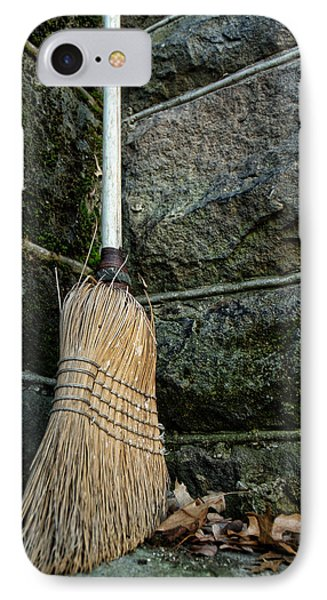 Clean Sweep IPhone Case by Michael McGowan