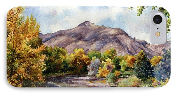 IPhone Case featuring the painting Clear Creek by Anne Gifford