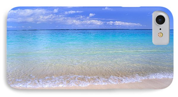 Clear Shoreline IPhone Case by Bill Brennan - Printscapes