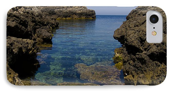 Clear Water Of Mallorca IPhone Case by Anastasy Yarmolovich