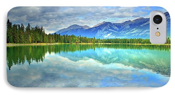 IPhone Case featuring the photograph Clear Waters At Lake Annette by Tara Turner