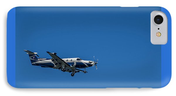 Cleared To Land IPhone Case by Marvin Spates