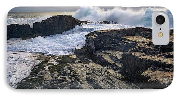 Clearing Storm At Bald Head Cliff IPhone Case