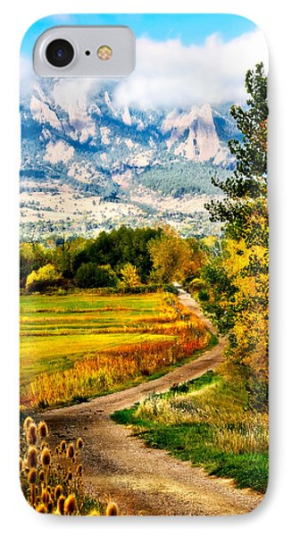 Clearly Colorado IPhone Case by Marilyn Hunt