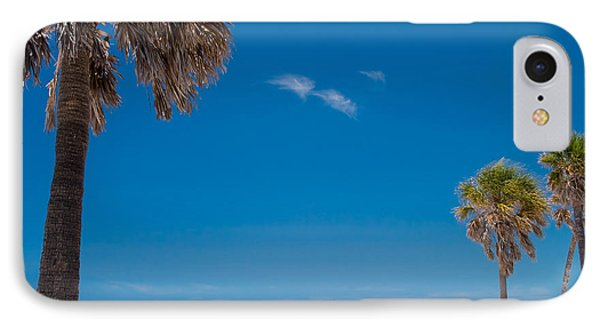 Clearwater Beach IPhone Case by Adam Romanowicz