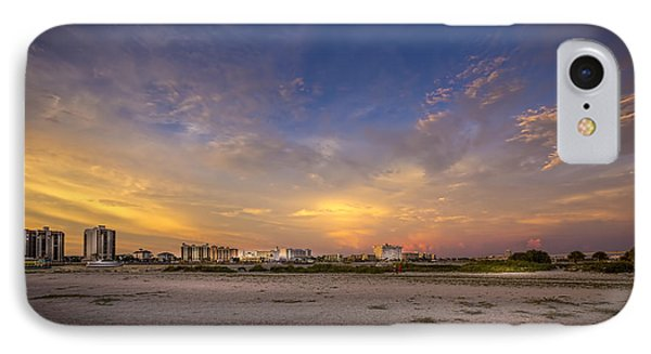 Clearwater Intercoastal IPhone Case by Marvin Spates