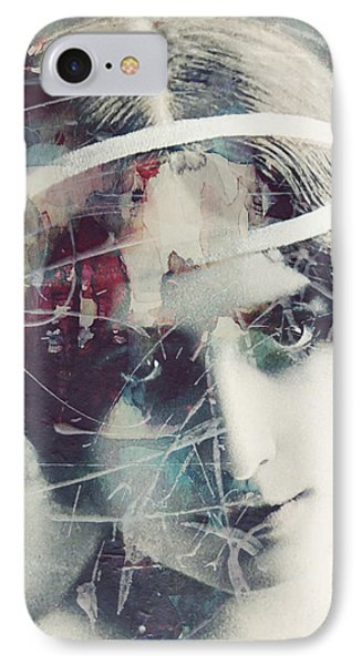 Cleo De Merode IPhone Case by Paul Lovering