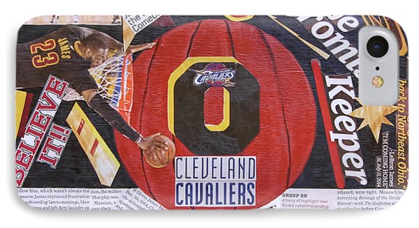 Cleveland Cavaliers 2016 Champs IPhone Case