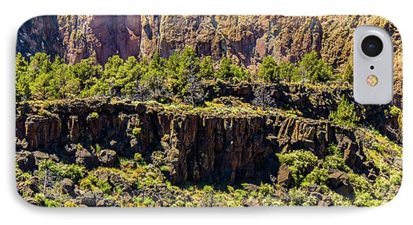 IPhone Case featuring the photograph Cliff Edge by Jonny D