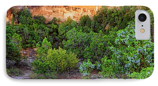 IPhone Case featuring the photograph Cliff Palace At Mesa Verde National Park - Colorado by Jason Politte