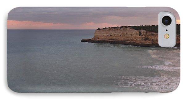 Cliffs And Atlantic Ocean In Lagoa IPhone Case