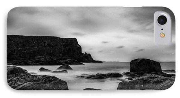 Cliffs Near Causeway IPhone Case