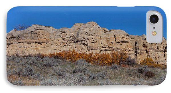 IPhone Case featuring the photograph Cliffs Of Hoodoos by Fran Riley