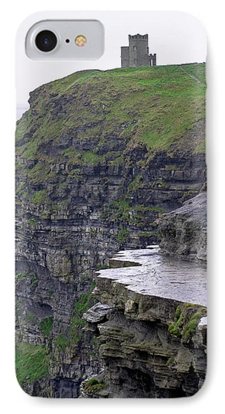 Cliffs Of Moher Ireland Phone Case by Charles Harden