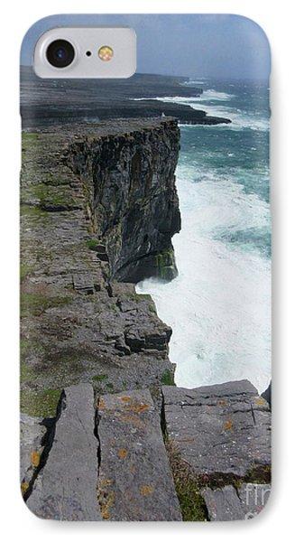 Cliffs Of The Aran Islands 5 IPhone Case