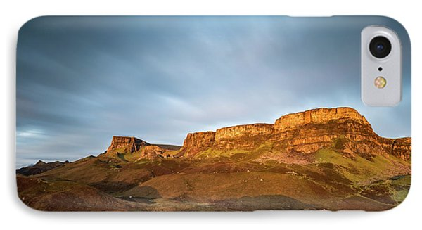 Cliffs Of Trotternish IPhone Case
