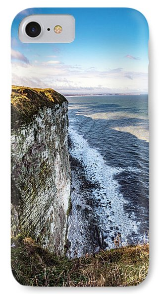 IPhone Case featuring the photograph Cliffside View by Anthony Baatz