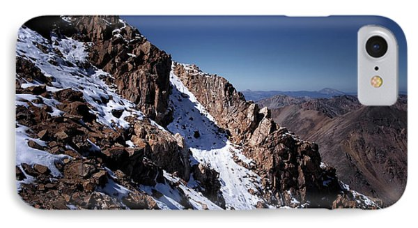 IPhone Case featuring the photograph Climb That Mountain by Jim Hill