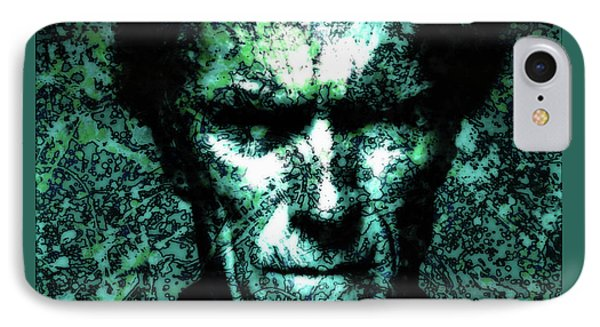 Clint Eastwood 2a IPhone Case