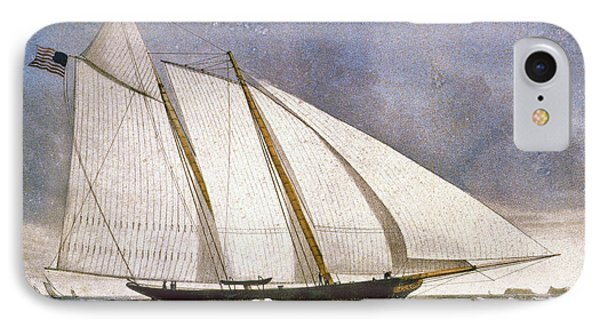 Clipper Yacht America Phone Case by Granger