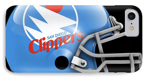 Clippers What If Its Football IPhone Case by Joe Hamilton