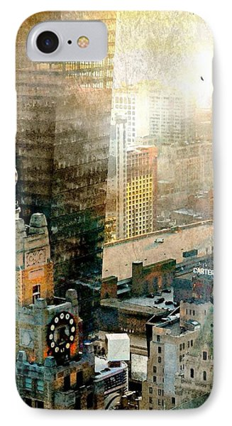 Clock Tower IPhone Case by Diana Angstadt