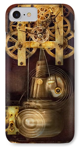 Clockmaker - The Mechanism  Phone Case by Mike Savad