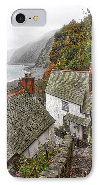 IPhone Case featuring the photograph Clovelly Coastline by RKAB Works