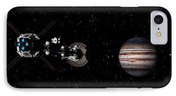 Closer Still IPhone Case by David Robinson