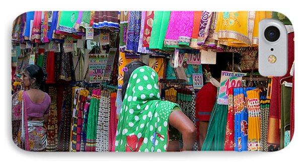 Clothing Shop In Madhavbaug, Mumbai IPhone Case