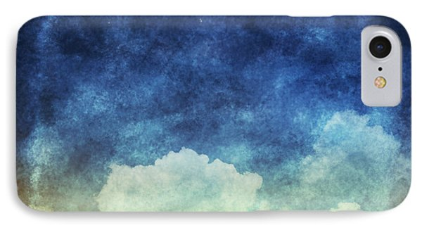 Cloud And Sky At Night IPhone Case