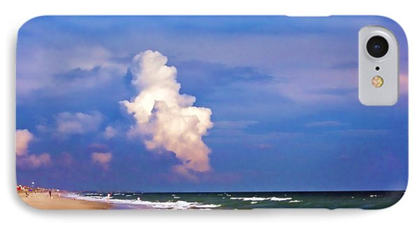 IPhone Case featuring the photograph Cloud Approaching by Roberta Byram