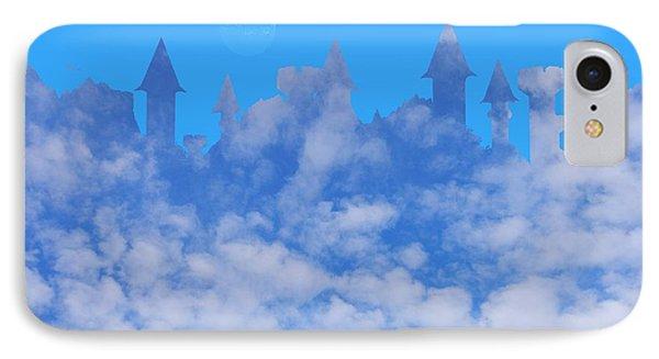 Cloud Castle IPhone Case