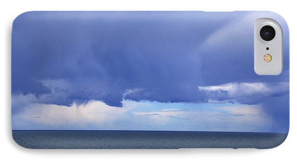 IPhone Case featuring the photograph Cloud Curtain by Nareeta Martin