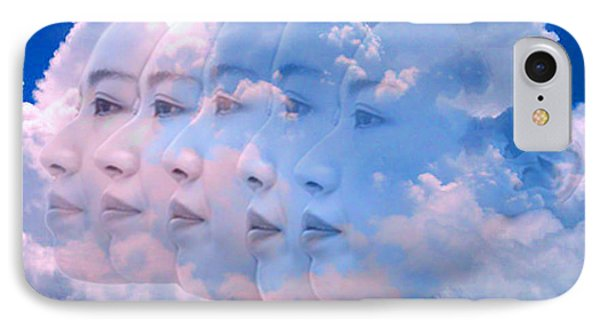 Cloud Dream Phone Case by Matthew Lacey