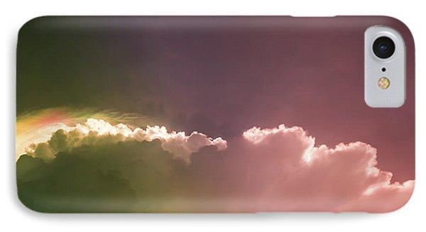 Cloud Eruption IPhone Case