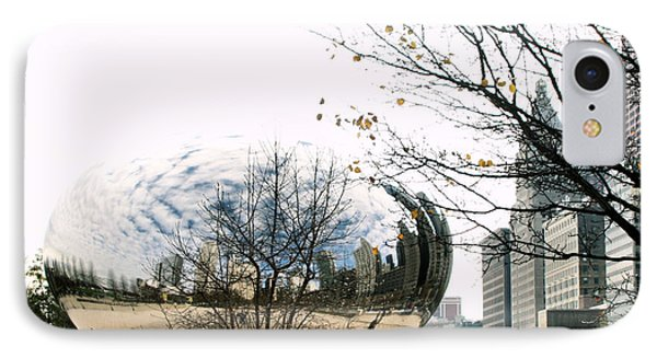 Cloud Gate - 1 IPhone Case by Ely Arsha