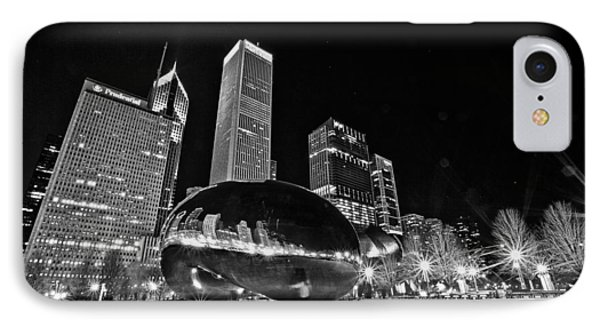 Cloud Gate IPhone Case