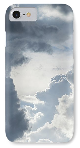 Cloud Painting IPhone Case