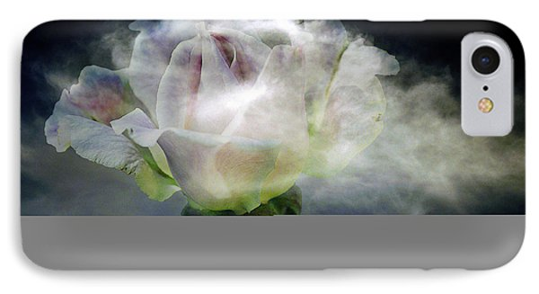 Cloud Rose IPhone Case by Clayton Bruster