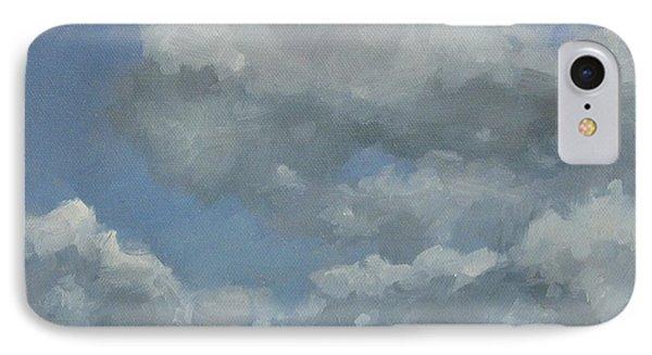 Cloud Study Series Three IPhone Case