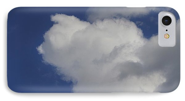 IPhone Case featuring the photograph Cloud Trol by James McAdams