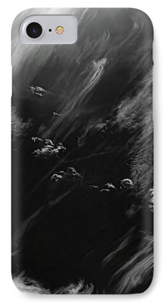 IPhone Case featuring the photograph Cloud Wisp by Britt Runyon