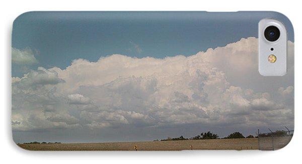 Cloudbank IPhone Case