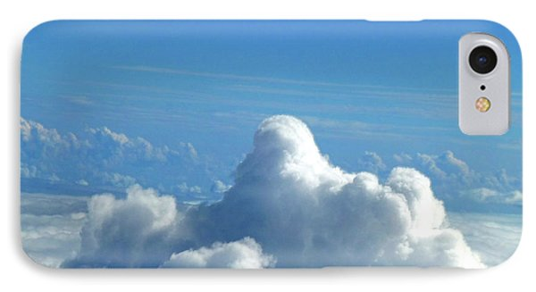 IPhone Case featuring the photograph Clouds And Sky M3 by Francesca Mackenney