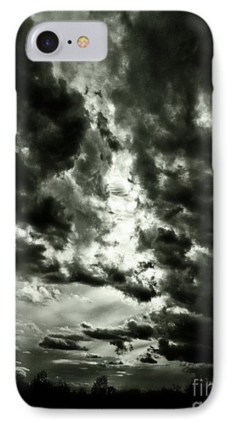 Clouds IPhone Case by Gary Bridger